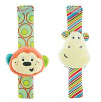 Parent's Choice Fun Wrist Rattles