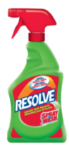 Resolve Spray N' Wash détachant pour la lessive