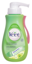 Veet Hair Removal Cream with Hydro'Restor Dry Skin 400ml Pump