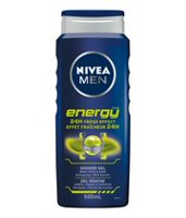 Nivea Men Gel douche Energy