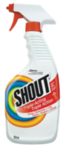 Détachant à lessive ShoutMD Triple Action - 650 ml