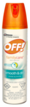 OFF!® familycare® Smooth & Dry