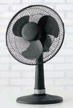 """MAINSTAYS 12"""" Oscillating Table Fan"""