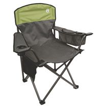 Coleman Oversized Cooler Quad Chair Green