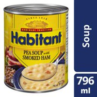 Habitant Pea Soup with Smoked Ham