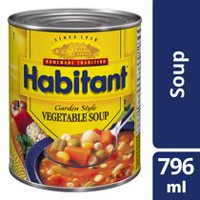 Habitant Garden Style Vegetable Soup