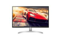"LG 27UL500-W 27"" 4K HDR FreeSync IPS Gaming Monitor, Silver"