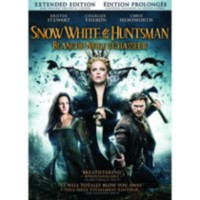 Snow White & The Huntsman (Unrated/Rated) (Extended Edition)  (DVD) (Bilingual)