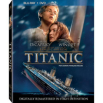 Titanic (2-Disc Blu-ray + 2-Disc DVD) (Bilingual)