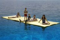 The Raft Floating Water Mat, 20'