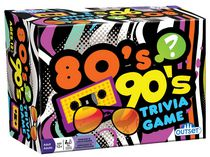 Outset Media 80's 90's Trivia Game