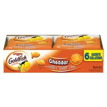 Collation au cheddar Goldfish de Pepperide Farm