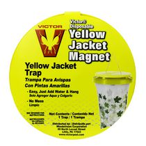 Victor Poison-Free Yellow Jacket Magnet Disposable Trap