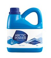 Arctic Power Waterfall Fresh Liquid Laundry Detergent