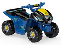 Mattel Tout-terrain Batman Power Wheels