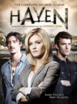 Haven Season 2 - DVD