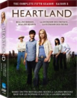 Heartland Season 5 (DVD) (Bilingual)