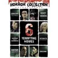 Horror Collection Extravaganza (DVD) (English)