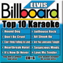Sybersound - Billboard Top 10 Karaoke: Elvis