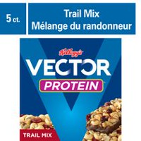Kellogg's Vector Protein Chewy Bar, Trail Mix, 200g, 5 bars