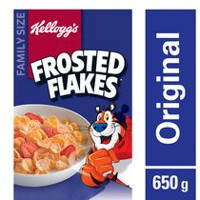 Céréales Kellogg's Frosted Flakes, 650 g (format familial)