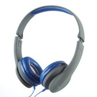 ONN On-Ear Headphones Blue / Grey