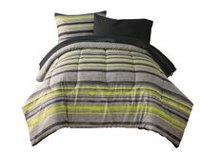Mainstays Kids Shark Bed In A Bag Bedding Set Walmart Ca