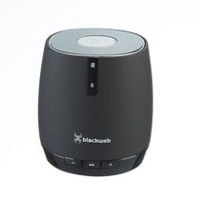 blackweb SoundPebble Portable Wireless Speaker Black