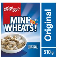 Kellogg's Mini-Wheats Cereal - Original - 510g