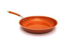 "Starfrit Eco Copper - 11"" (28cm) Fry Pan"