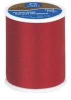 Coats & Clark All Purpose Polyester Thread Red