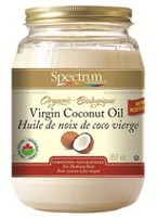 Spectrum Organic Virgin Coconut Oil Unrefined