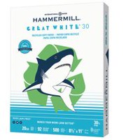 Papier à copies recyclé Great White 30 de Hammermill