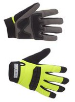Forcefield Men's High-Visibility Precision Fit Gloves XL