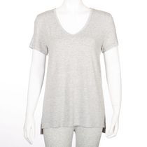 George Women's Dressy V-neck Tee S/P