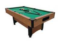 MIZERAK® 6.5' BILLIARD TABLE