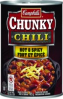 Campbell's Chunky Hot & Spicy Chili