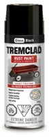 Tremclad Gloss Black Rust Paint