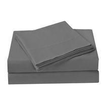 Grey Label Grey Microfiber Sheet Set