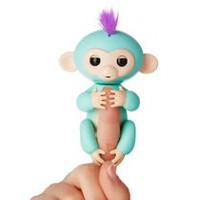 Fingerlings WowWee Baby Monkey Interactive Pet