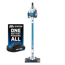 HART™ 20-Volt Brushless Stick Vacuum Kit