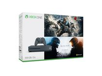 Xbox One 500GB Special Edition S Gears & Halo Bundle