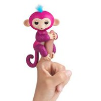 Fingerlings Razz Baby Glitter Monkey Toy