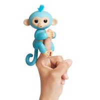 Fingerlings Amelia Baby Glitter Monkey Toy