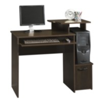 Bureau d'ordinateur Sauder Beginnings, Finition merisier cannelle, 408726