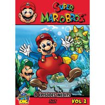 Super Mario Bros, Vol.2: Amour Fraternel (French Edition)