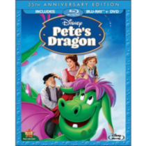 Pete's Dragon: 35th Anniversary Edition (Blu-ray + DVD)