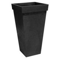 hometrends 28 Inch Slate Planter