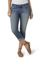 Signature by Levi Strauss & Co Women's Modern Capri 4