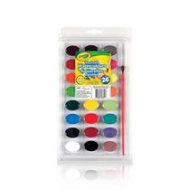 24 Water Colours Washable